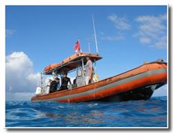 サイパンのボート