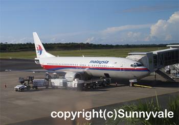 マレーシア空港