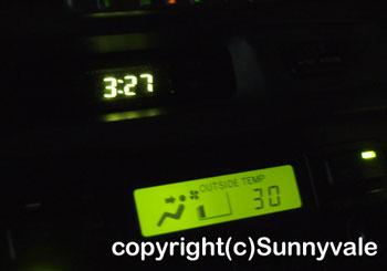 気温30℃