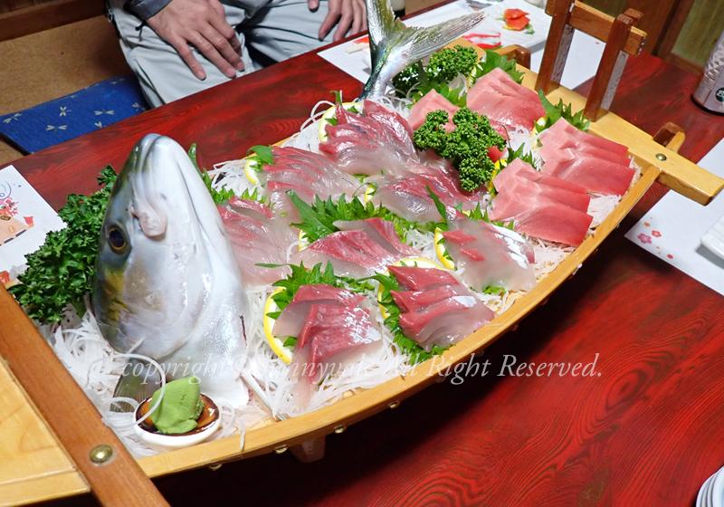 お魚いっぱい