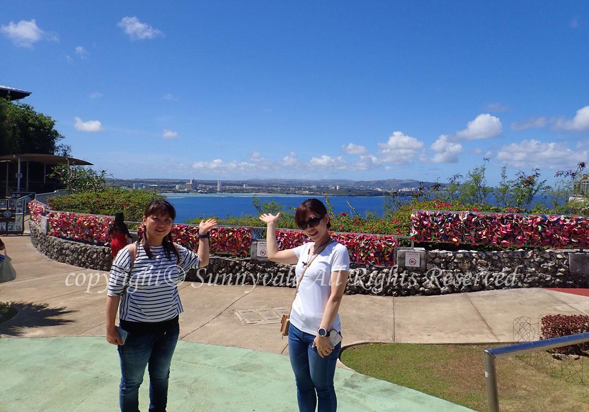 サイパンツアー最終日、グアムでプチ観光