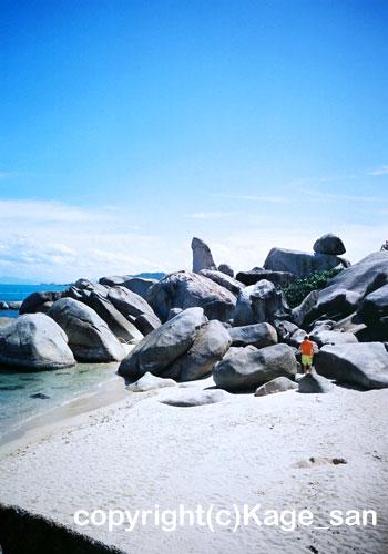 「サムイ島」 かげやまさん撮影