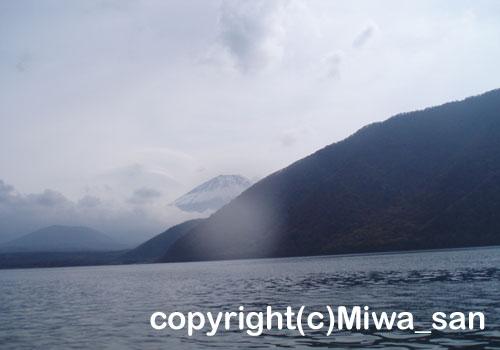 「富士山」 さかいさん撮影