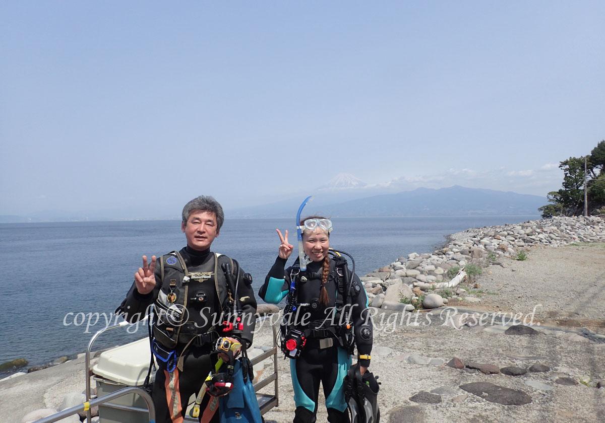 お初ポイント、日本海の音海に行ってきました(^.^)/