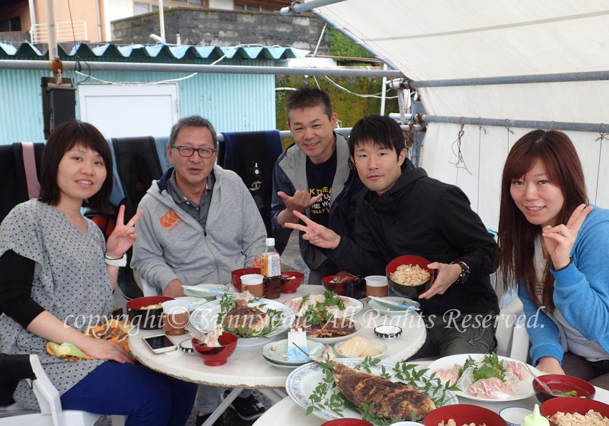 おなかいっぱい、三木浦鯛祭り\(^o^)/