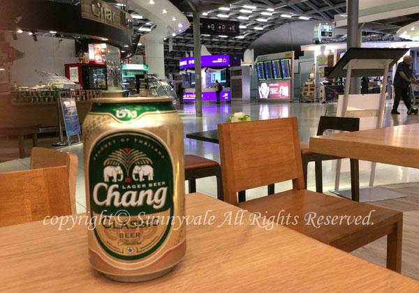 バンコクでビール