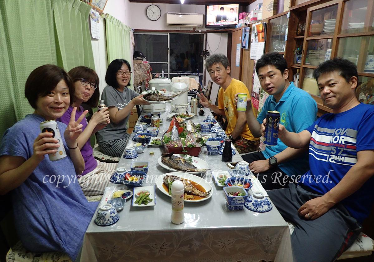 夏休みは、西伊豆でグルメなツアー(^O^)/
